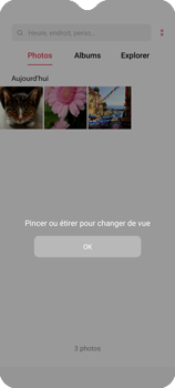 Oppo A15 - Photos, vidéos, musique - Envoyer une photo via Bluetooth - Étape 6