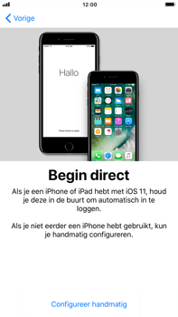 Apple iPhone 8 Plus - Toestel - Toestel activeren - Stap 9
