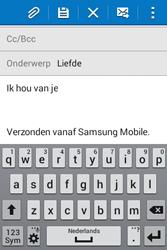 Samsung Galaxy Young 2 (G130HN) - e-mail - hoe te versturen - stap 10
