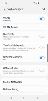 Samsung Galaxy S10e - WiFi - WiFi Calling aktivieren - Schritt 6