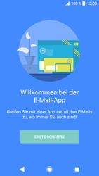 Sony Xperia XZ - Android Oreo - E-Mail - Konto einrichten (outlook) - Schritt 4