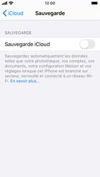 Apple iPhone SE - iOS 13 - Données - créer une sauvegarde avec votre compte - Étape 11