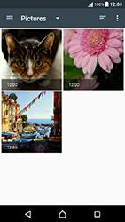 Sony Xperia X Performance (F8131) - E-mail - Envoi d
