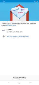 Samsung Galaxy Note20 Ultra 5G - E-mails - Ajouter ou modifier votre compte Yahoo - Étape 14