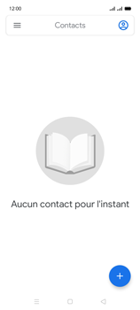 Oppo A15 - Contact, Appels, SMS/MMS - Ajouter un contact - Étape 5