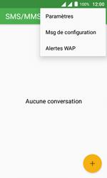 Alcatel Pixi 4 (4) - SMS - configuration manuelle - Étape 5