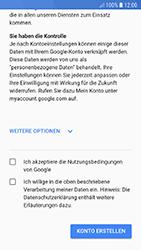 Samsung Galaxy A5 (2017) - Apps - Konto anlegen und einrichten - 16 / 21