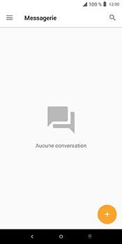 Alcatel 3L - Contact, Appels, SMS/MMS - Envoyer un SMS - Étape 4