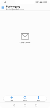 Huawei Nova 3 - E-Mail - Konto einrichten (outlook) - 3 / 10