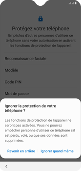 Samsung Galaxy A10 - Premiers pas - Configuration de l