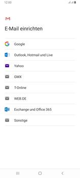 Samsung Galaxy A80 - E-Mail - Konto einrichten (gmail) - Schritt 8