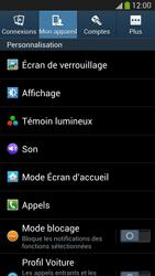 Samsung I9295 Galaxy S IV Active - Messagerie vocale - configuration manuelle - Étape 6