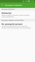 Samsung Galaxy J3 (SM-J320FN) - Beveiliging en ouderlijk toezicht - Nummer blokkeren - Stap 7