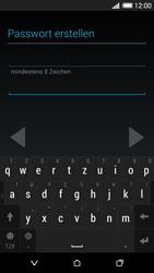 HTC Desire 620 - Apps - Konto anlegen und einrichten - 12 / 23