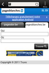 HTC A320e Desire C - Internet - Navigation sur Internet - Étape 11