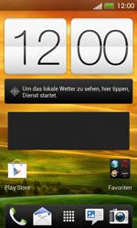 HTC One SV - Startanleitung - Installieren von Widgets und Apps auf der Startseite - Schritt 6