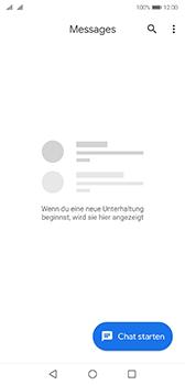 Huawei P20 - Android Pie - MMS - Erstellen und senden - Schritt 5