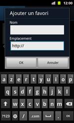Samsung I8160 Galaxy Ace II - Internet - navigation sur Internet - Étape 8