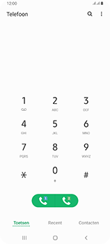 Samsung galaxy-a80-dual-sim-sm-a805fz - Voicemail - Handmatig instellen - Stap 4