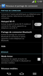 LG D955 G Flex - Internet et roaming de données - Désactivation du roaming de données - Étape 5