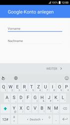 HTC 10 - Apps - Konto anlegen und einrichten - 5 / 22