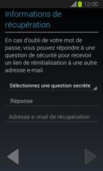 Samsung Galaxy Express - Applications - Configuration de votre store d