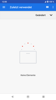 Sony Xperia XZ2 Premium - Android Pie - E-Mail - E-Mail versenden - Schritt 12