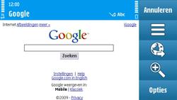 Nokia N97 - internet - hoe te internetten - stap 7