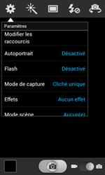 Samsung Galaxy S2 - Photos, vidéos, musique - Prendre une photo - Étape 7
