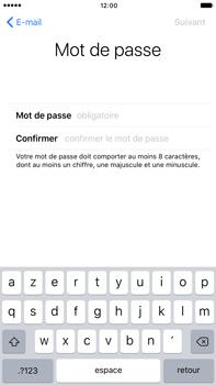 Apple iPhone 7 Plus - Premiers pas - Créer un compte - Étape 26