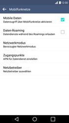 LG H525N G4c - Internet - Manuelle Konfiguration - Schritt 8