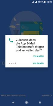 Sony Xperia L3 - E-Mail - Konto einrichten (outlook) - Schritt 13