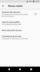 Sony Xperia XZ1 - Internet et connexion - Activer la 4G - Étape 8