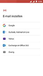 Nokia 3 - Android Oreo - E-mail - e-mail instellen: IMAP (aanbevolen) - Stap 7