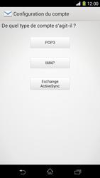 Sony Xperia Z1 - E-mail - configuration manuelle - Étape 7