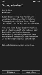 Nokia Lumia 830 - Apps - Konto anlegen und einrichten - Schritt 9