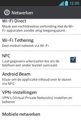 LG E610 Optimus L5 - Internet - aan- of uitzetten - Stap 5