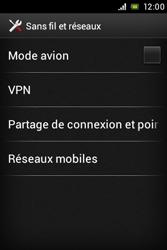 Sony ST21i Xperia Tipo - Internet - Configuration manuelle - Étape 5