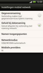 HTC T328e Desire X - netwerk en bereik - gebruik in binnen- en buitenland - stap 5