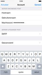 Apple iPhone 6 (Model A1586) - E-mail - Instellingen KPNMail controleren - Stap 11