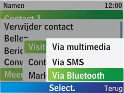 Nokia C3-00 - contacten, foto