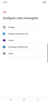 Samsung Galaxy Note 10 Plus 5G - E-mail - configuration manuelle - Étape 8