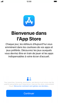 Apple iPhone 8 Plus - iOS 12 - Applications - Télécharger des applications - Étape 4