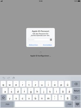 Apple iPad Air - iOS 11 - Persönliche Einstellungen von einem alten iPhone übertragen - 14 / 27