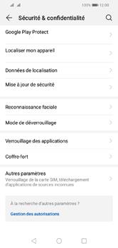 Huawei Y5 (2019) - Sécurité - activéz le code PIN de l'appareil - Étape 4
