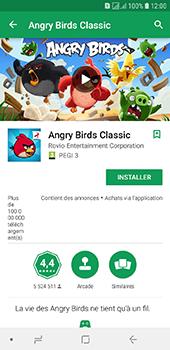 Samsung Galaxy J6 - Applications - Télécharger une application - Étape 15