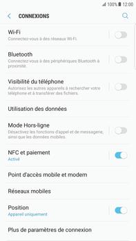 Samsung Samsung G928 Galaxy S6 Edge + (Android N) - Réseau - Changer mode réseau - Étape 5