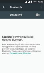 Alcatel Pixi 4 (4) - Bluetooth - jumelage d
