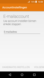Acer Liquid Z320 - E-mail - e-mail instellen (outlook) - Stap 5