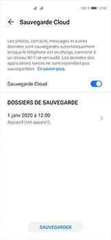Huawei P40 - Aller plus loin - Gérer vos données depuis le portable - Étape 20